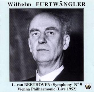 FURTWANGLER choral 1952