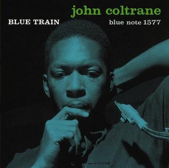 john coltrane blue