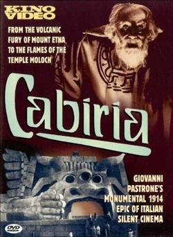 cabiria-dvd
