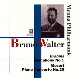 WALTER MOZART PIANO 20